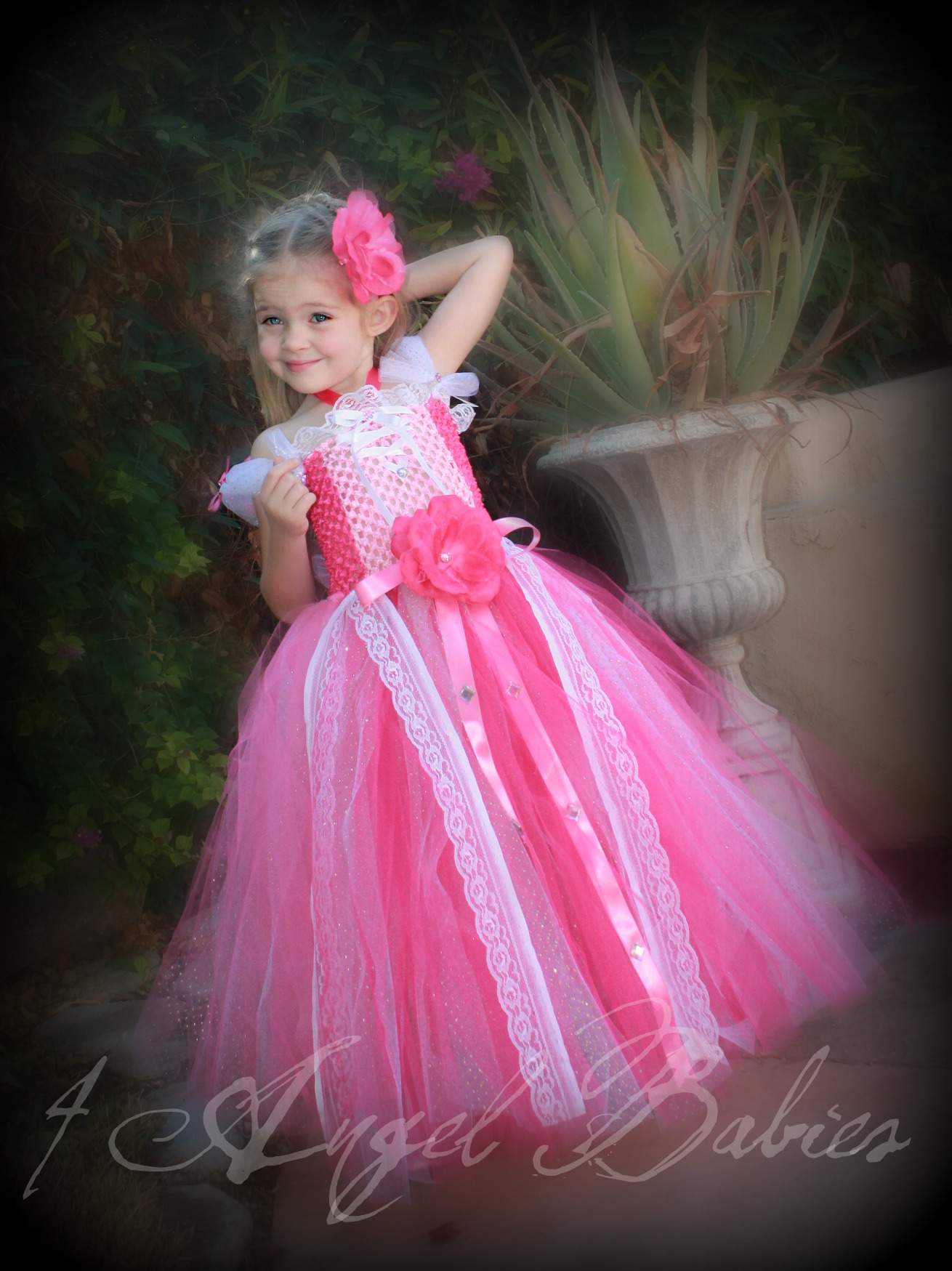 Disney Princess Sleeping Beauty Aurora Glitter TuTu Ball Gown - Click Image to Close